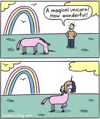 death by unicorn