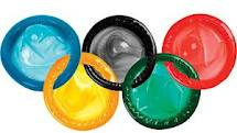 the only Olympic rings i'll ever own