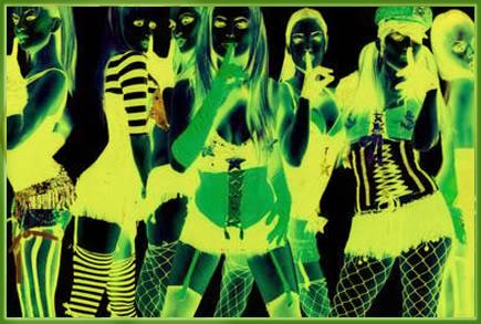 Fluoro Girls