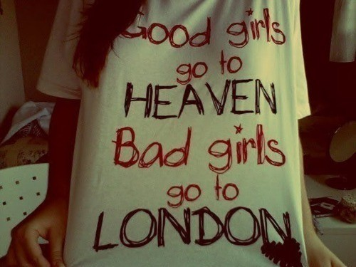 wanna go to London