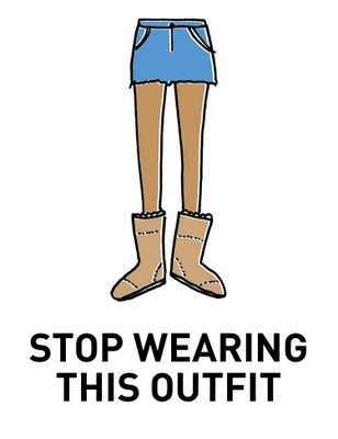 why do girls wear this!!!